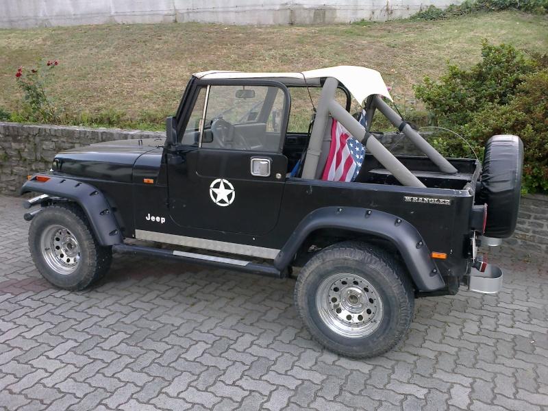 Jeep Wrangler YJ 1990 01082012