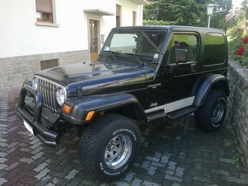 Jeep Wrangler TJ 1999 05072010