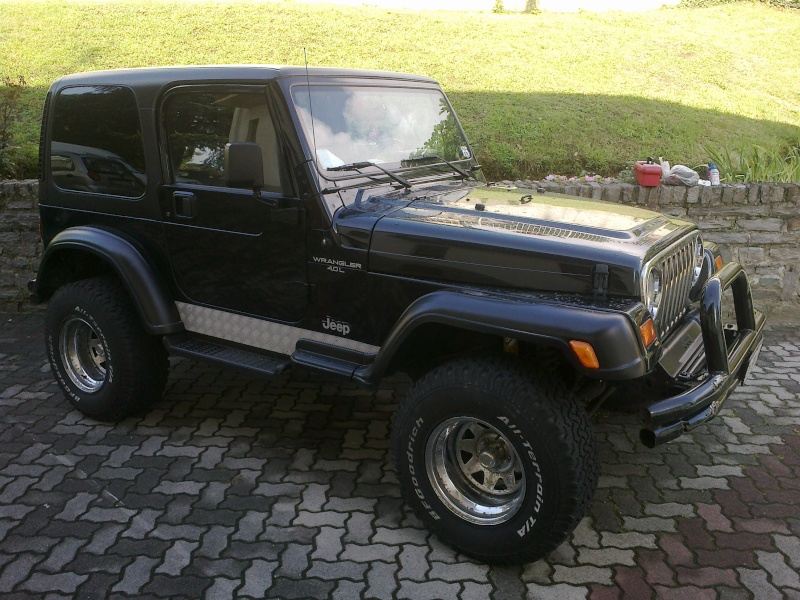 Jeep Wrangler TJ 1999 05072012