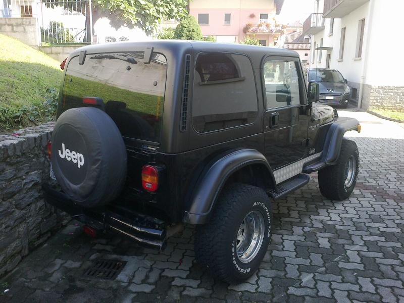 Jeep Wrangler TJ 1999 05072014