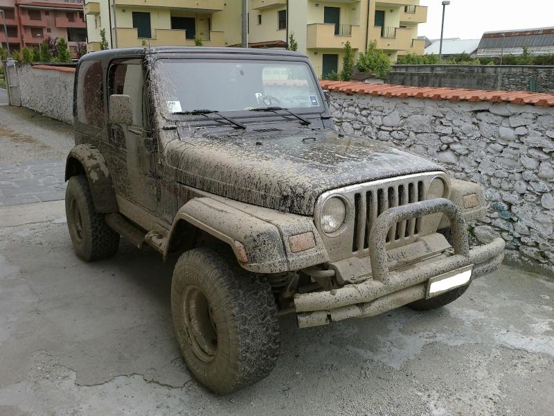 Jeep Wrangler TJ 1999 12072010