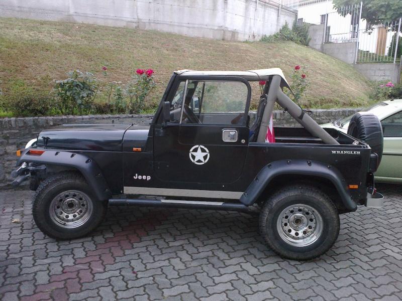 Jeep Wrangler YJ 1990 30072010