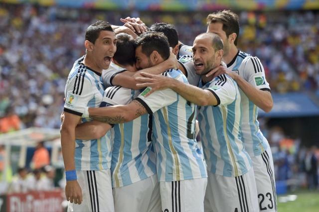 """5 JULIO 2014 """"ARGENTINA VS BELGICA (1-0) CUARTOS MUNDIAL 2014, ARGENTINA SEMIFINALISTA (VIDEOREPORTAJES)"""" NEYMAR DICE ADIOS AL MUNDIAL """"BRASIL VS COLOMBIA (2-1) CUARTOS MUNDIAL 2014, BRASIL A SEMIFINALES"""" Argent11"""