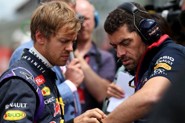 """SEBASTIAN VETTEL """"HE ESTADO DEMASIADO CERCA DE ALONSO, GP DE GRAN BRETAÑA 2014"""" (VIDEOS) COMENTARIOS, NOTICIAS Vettel13"""