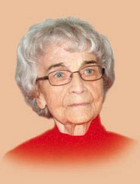 Ouellet, Adrienne Vignola 1915 - 2014 58471f10