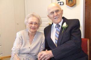 Gagnon Fortunat se marie à 101 ans Articl11