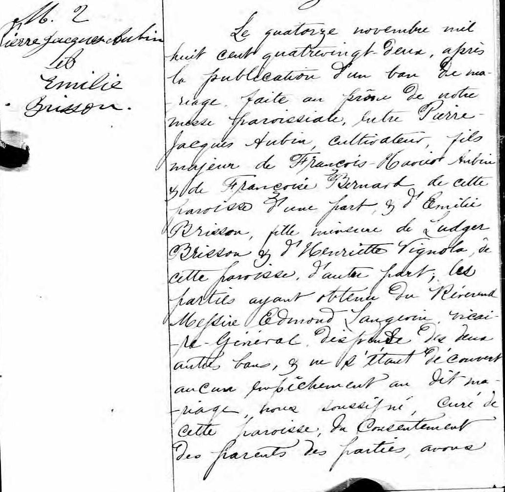 FrançoisXavier Aubin  et  Marie-Françoise Amboise dite Bernard Aubin_10