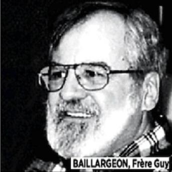 BAILLARGEON, Frère Guy,  Guy_ba11
