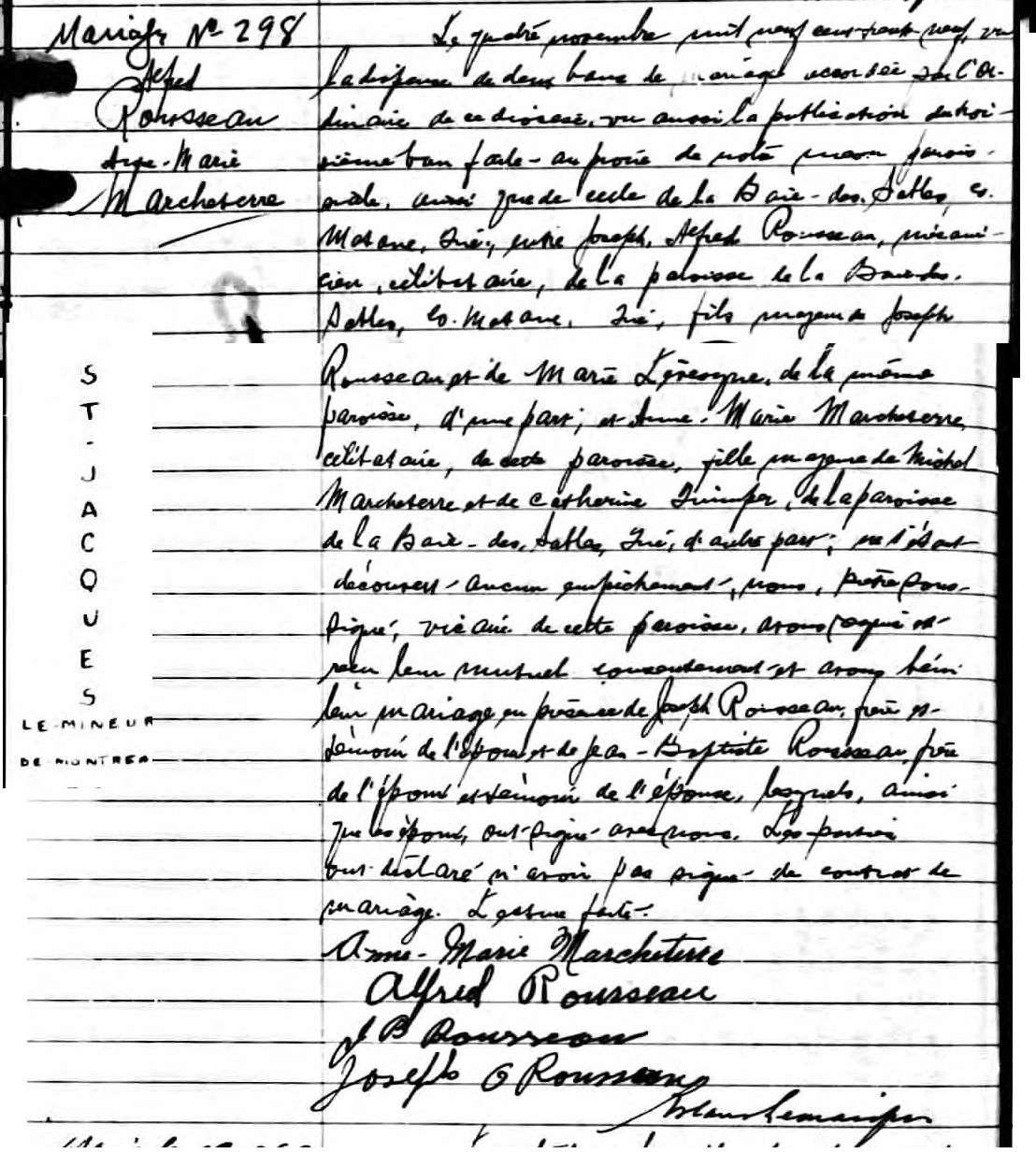 Marcheterre, Anne-Marie Rousseau Rousse10
