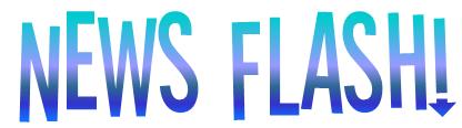 News Flash! ~JUNE 2014~ 810