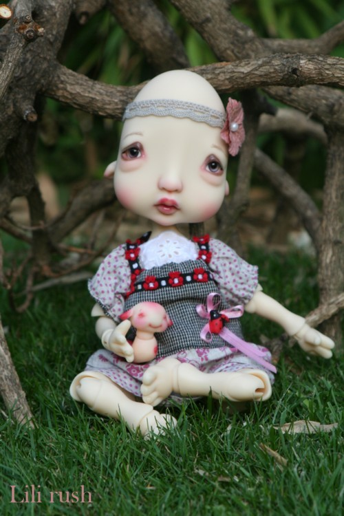 [CIRCUS KANE DOLLS] Miss Humpty Dumpty Hd310
