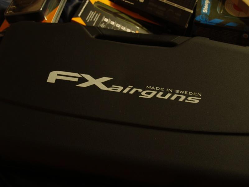 FX ranchero unboxing + testes chrony + cartons à la fin ! P1011913