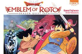 [MANGA] Dragon Quest - Emblem of Roto Dragon10