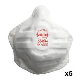 masque anti lacrymogene
