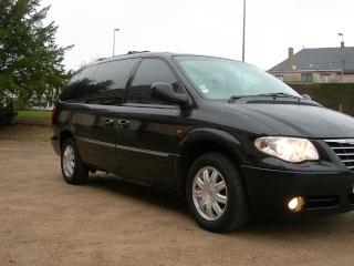 Mon Chrysler Grand Voyager LIMITED 2.8 CRD Dscn5710
