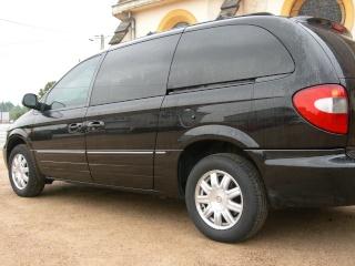 Mon Chrysler Grand Voyager LIMITED 2.8 CRD Dscn5711