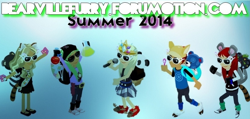 Bearville Furry Banner11