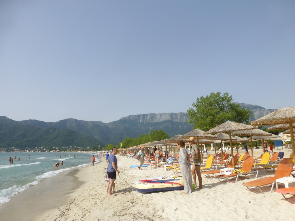 Greece, Island of Thassos, 2014 Part 1 00112