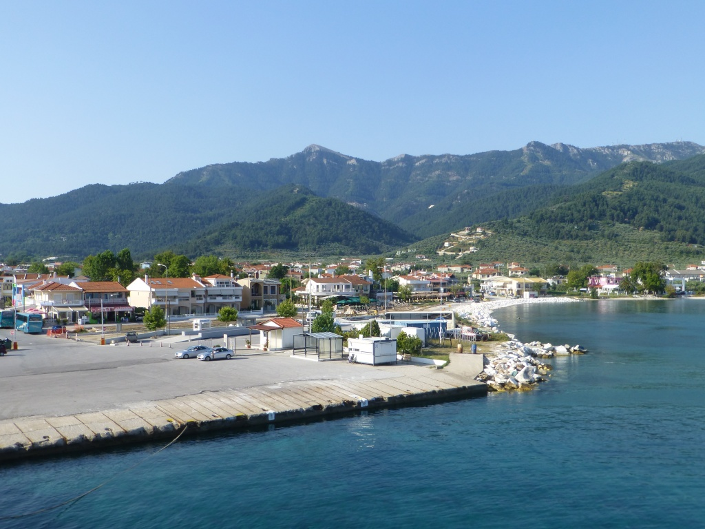 Greece, Island of Thassos, 2014 part 2  00617