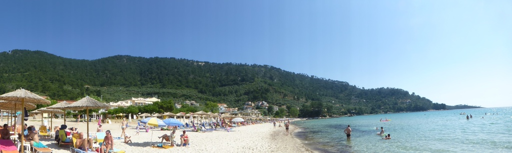 Greece, Island of Thassos, 2014 Part 1 00810