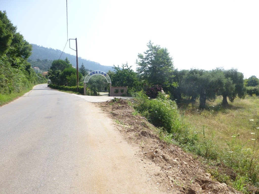 Greece, Island of Thassos, 2014 Part 1 00812
