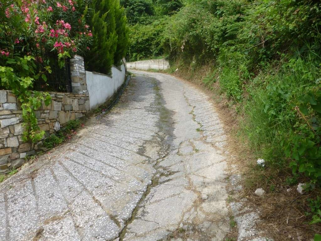 Greece, Island of Thassos, 2014 Part 1 00813