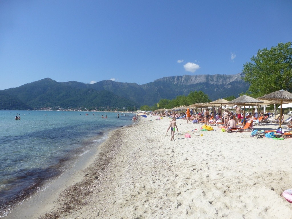 Greece, Island of Thassos, 2014 Part 1 01010