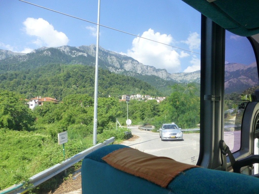 Greece, Island of Thassos, 2014 Part 1 01012