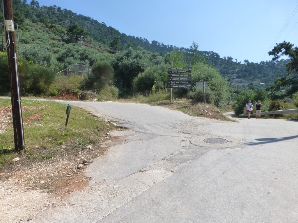 Greece, Island of Thassos, 2014 Part 1 01110