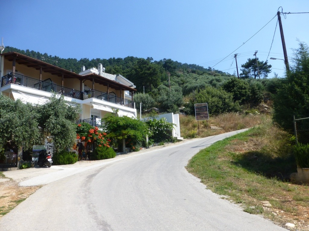 Greece, Island of Thassos, 2014 Part 1 01212