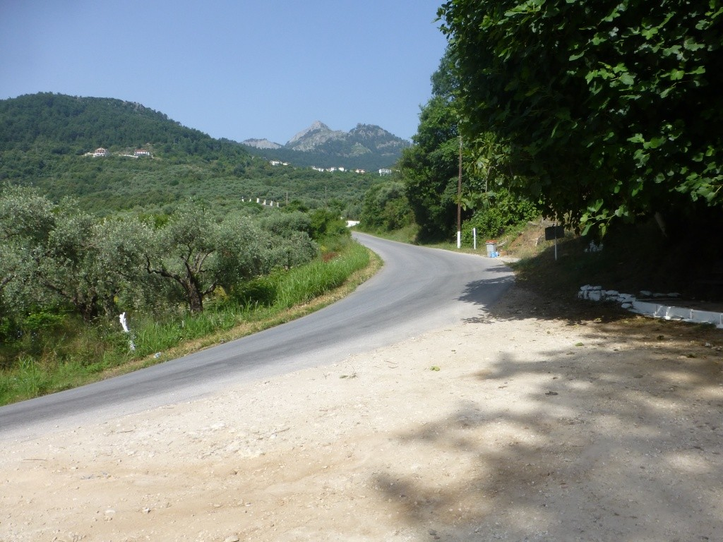Greece, Island of Thassos, 2014 Part 1 01411