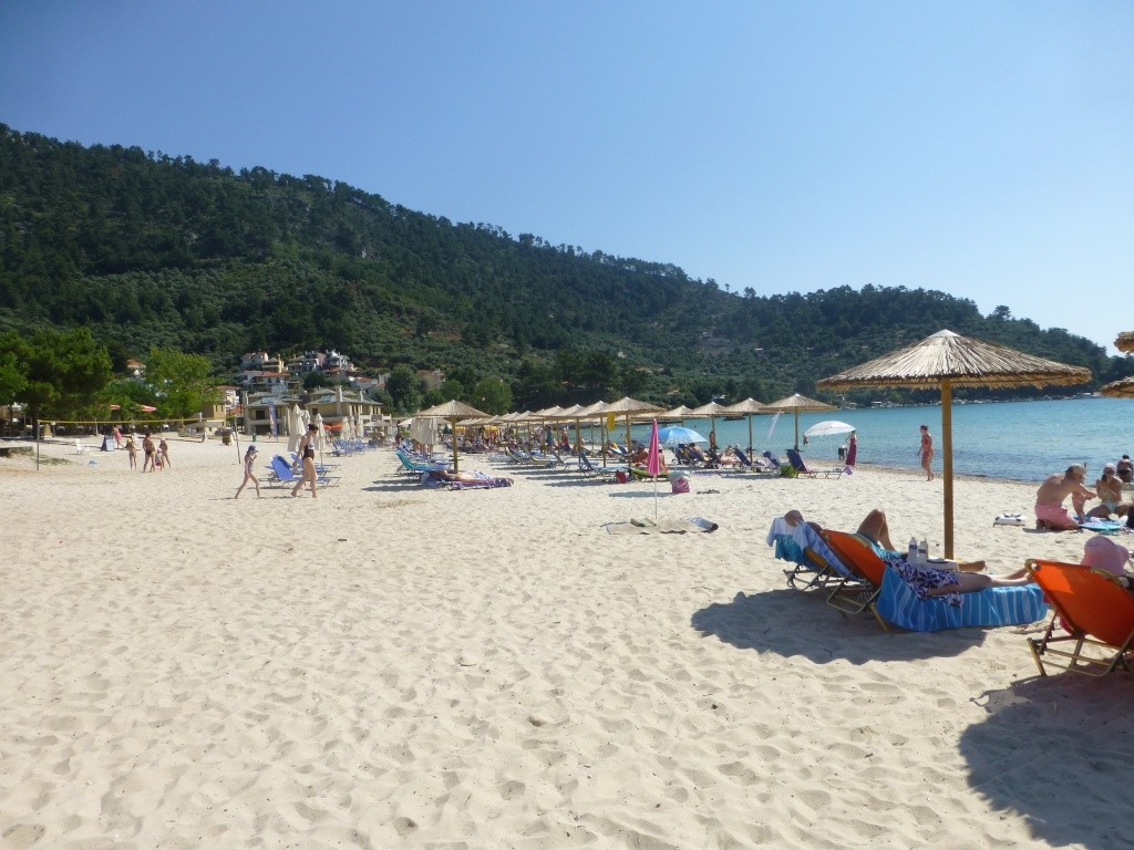 Greece, Island of Thassos, 2014 Part 1 01710