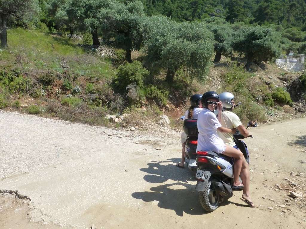 Greece, Island of Thassos, 2014 Part 1 01911