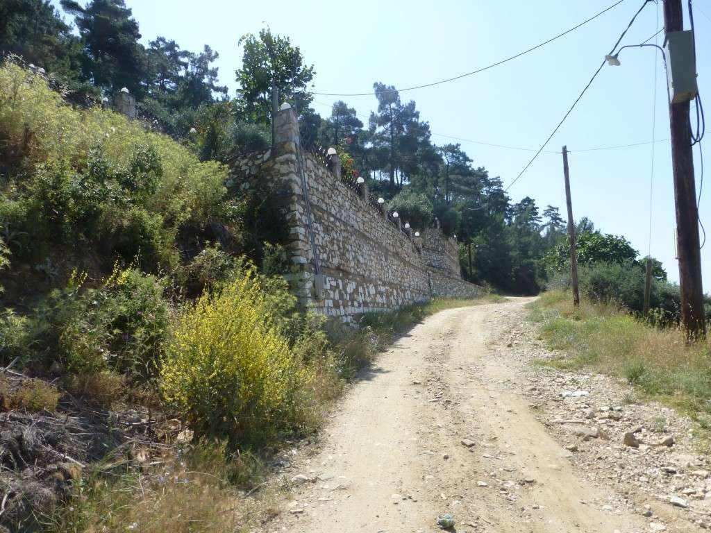 Greece, Island of Thassos, 2014 Part 1 02011
