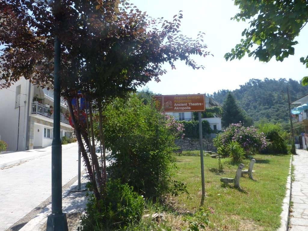 Greece, Island of Thassos, 2014 Part 1 02012
