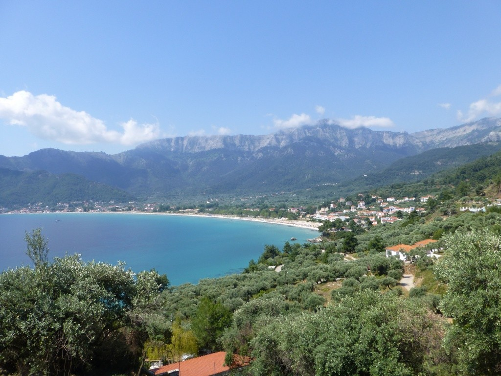Greece, Island of Thassos, 2014 Part 1 02211