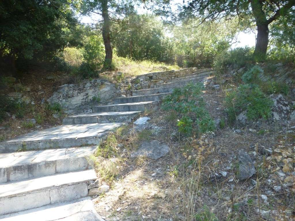 Greece, Island of Thassos, 2014 Part 1 02614