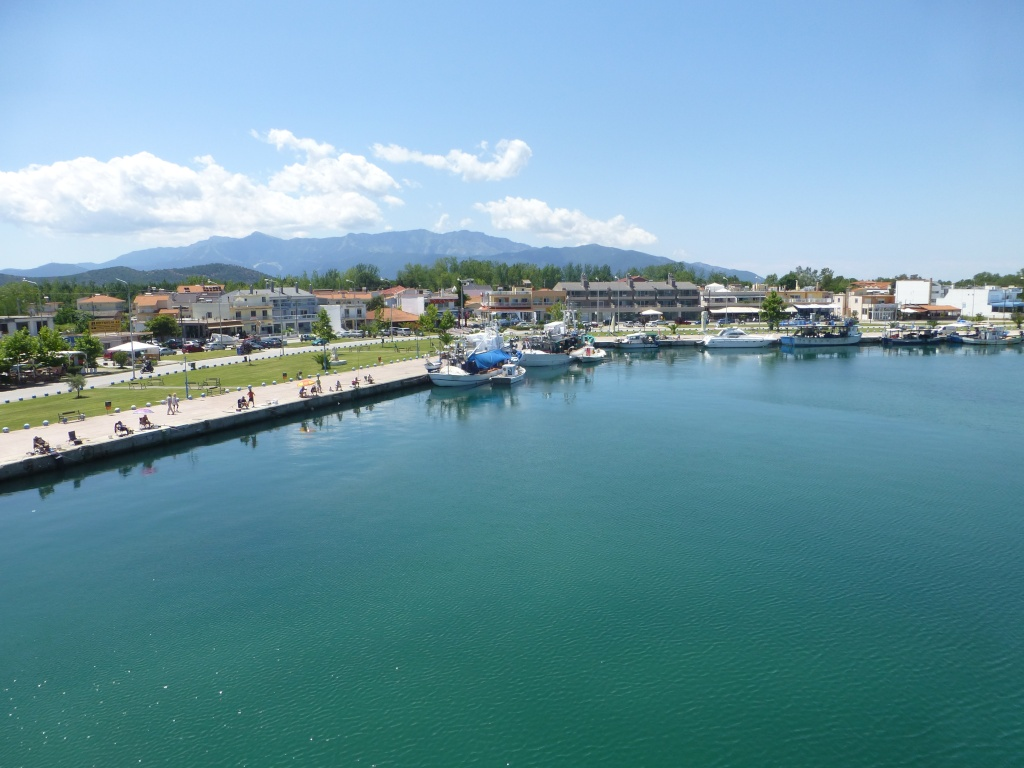 Greece, Island of Thassos, 2014 Part 1 02710