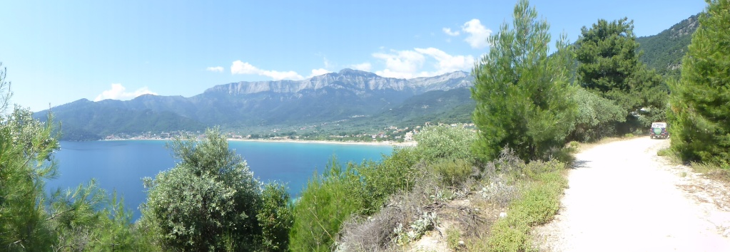 Greece, Island of Thassos, 2014 Part 1 03110