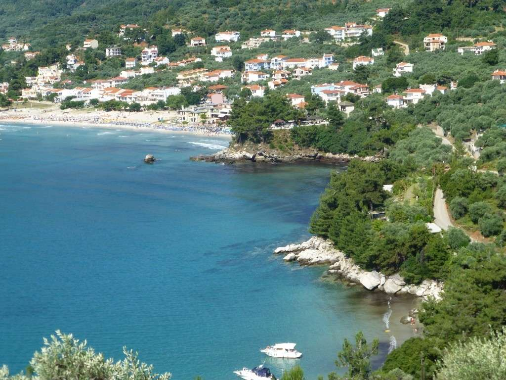 Greece, Island of Thassos, 2014 Part 1 03212