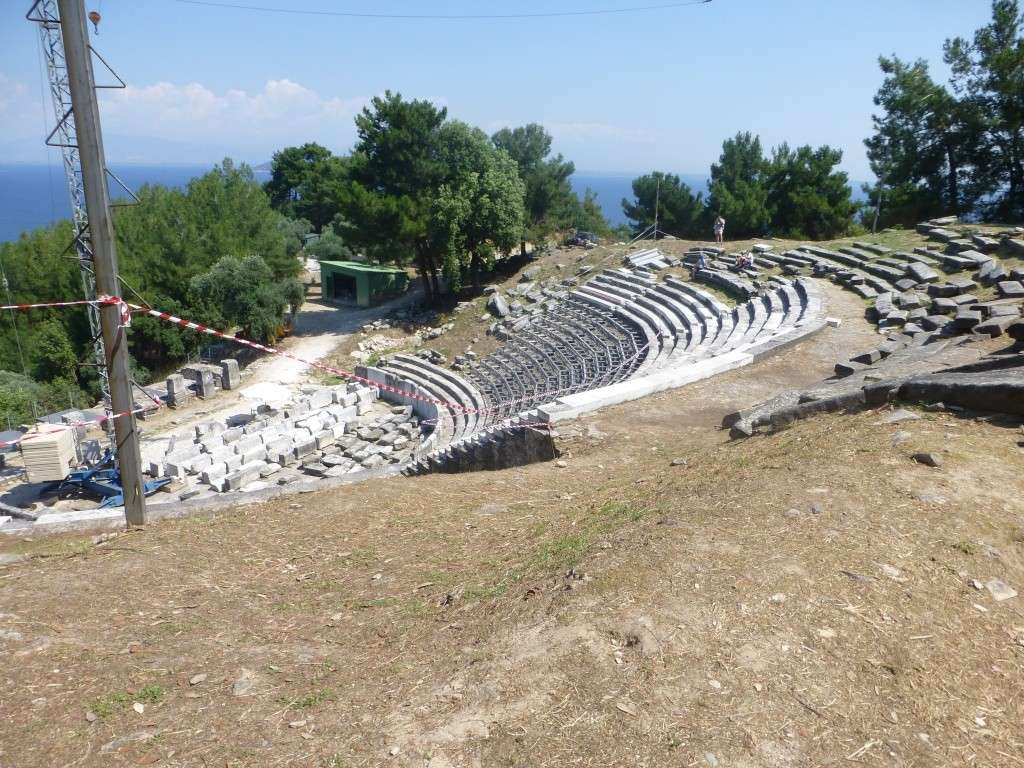 Greece, Island of Thassos, 2014 Part 1 03313