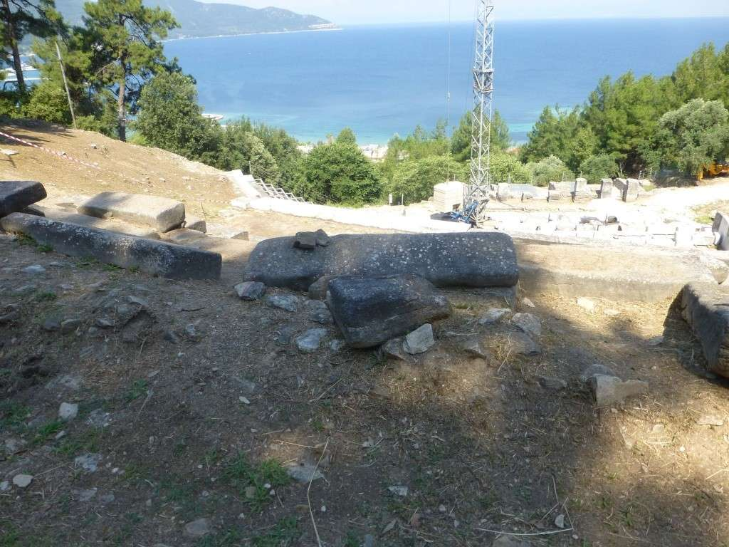 Greece, Island of Thassos, 2014 Part 1 03411