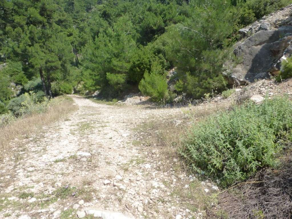 Greece, Island of Thassos, 2014 Part 1 03512