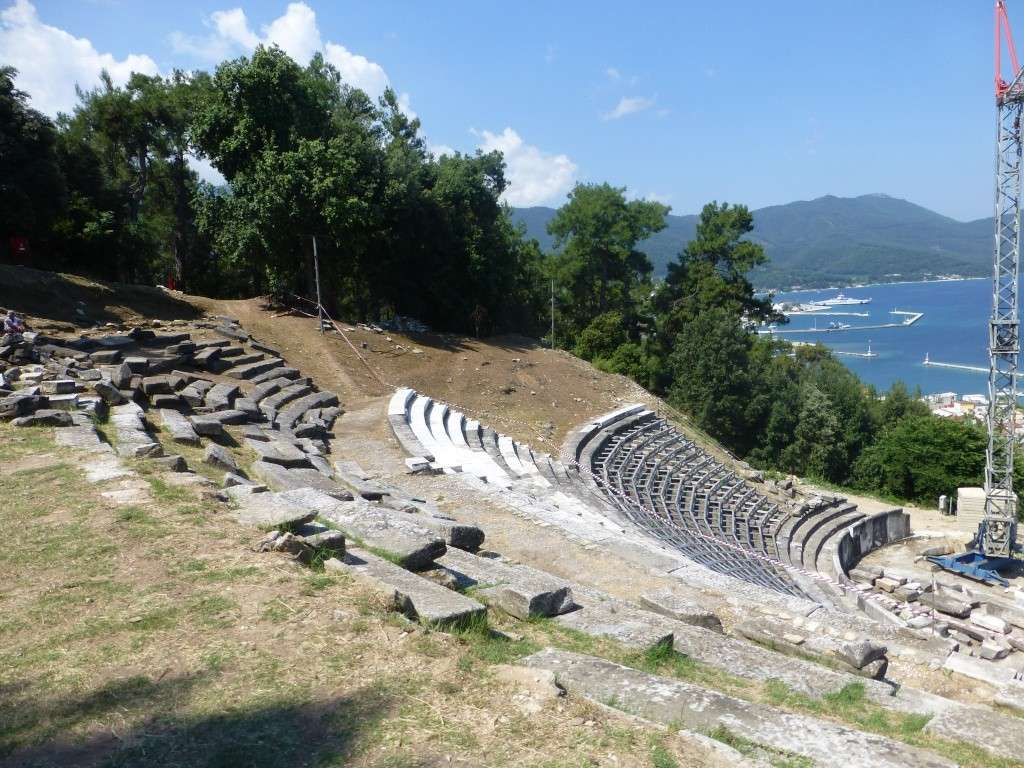 Greece, Island of Thassos, 2014 Part 1 03614