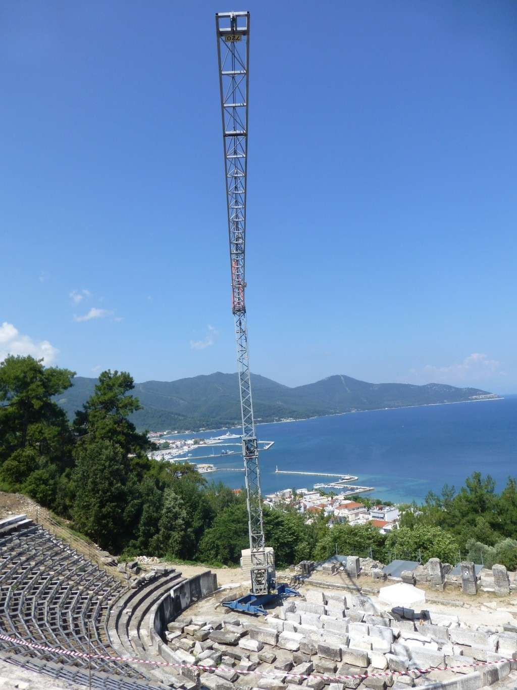 Greece, Island of Thassos, 2014 Part 1 03711