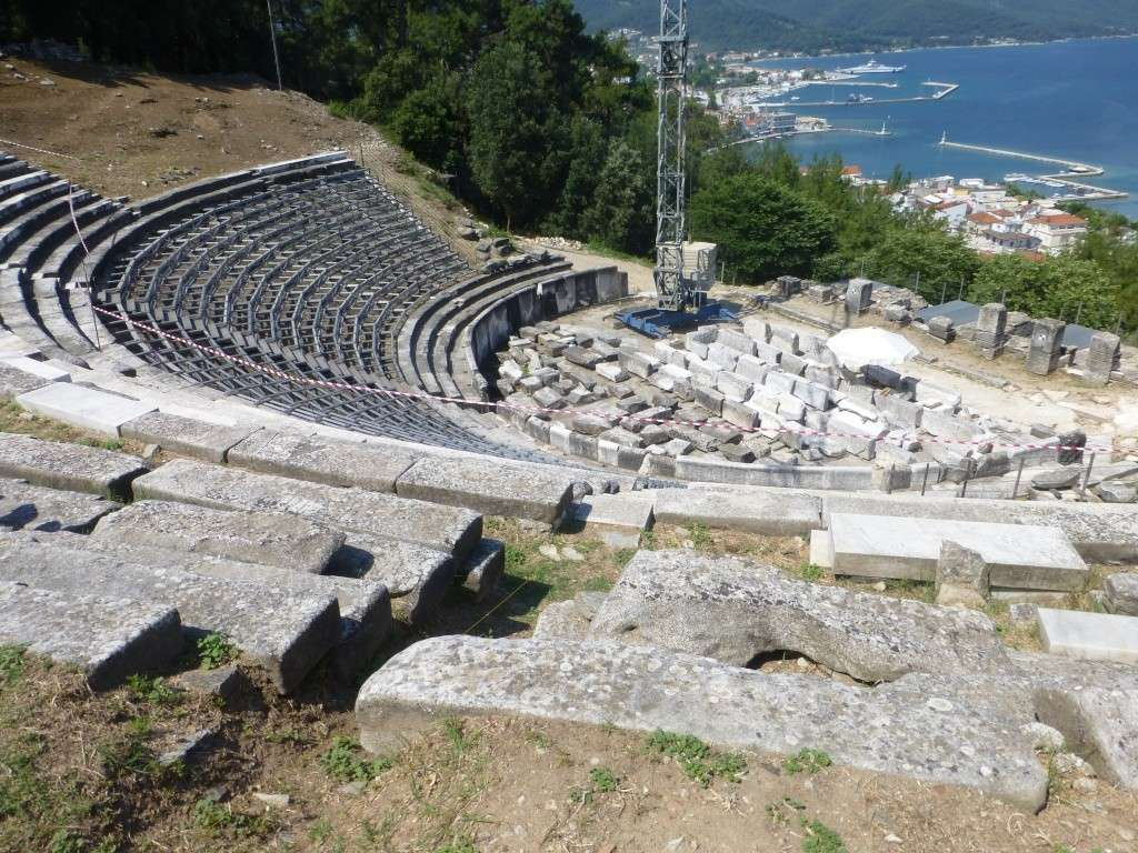 Greece, Island of Thassos, 2014 Part 1 03814