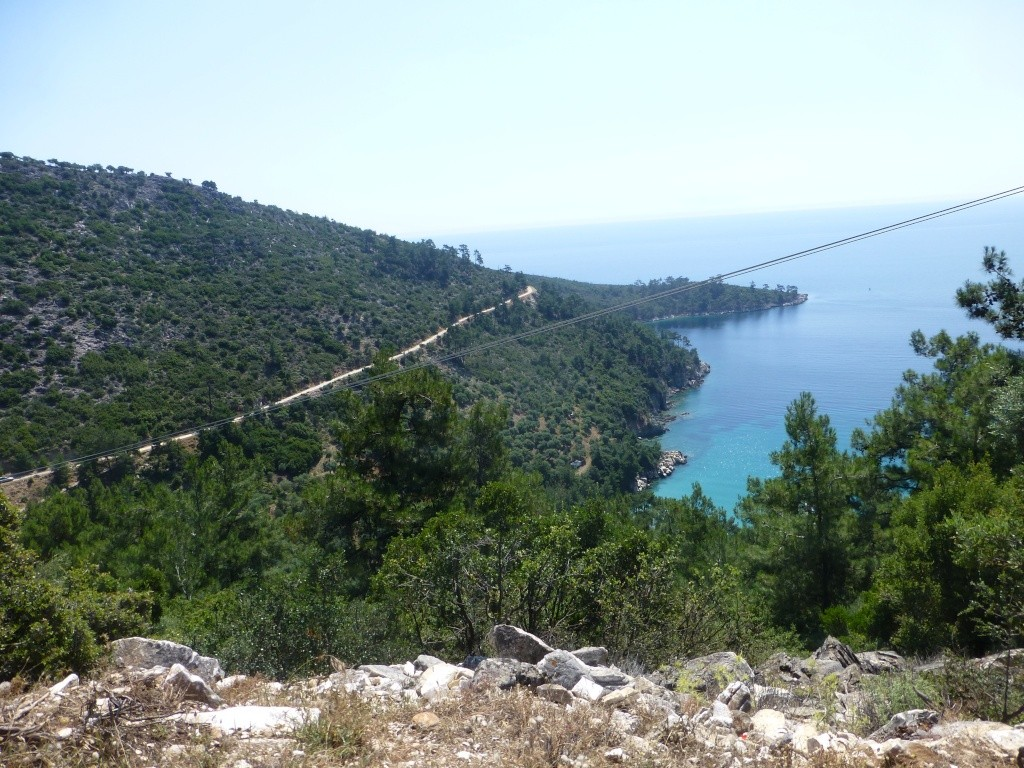 Greece, Island of Thassos, 2014 Part 1 03910