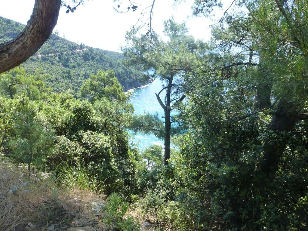 Greece, Island of Thassos, 2014 Part 1 04011