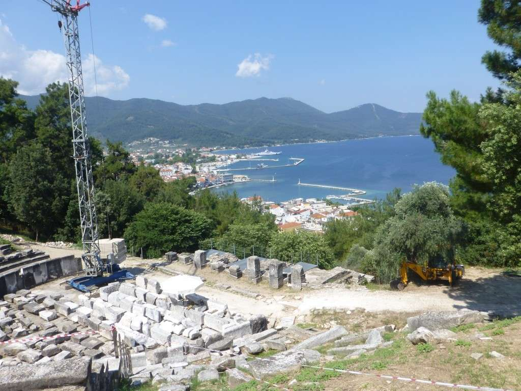 Greece, Island of Thassos, 2014 Part 1 04012
