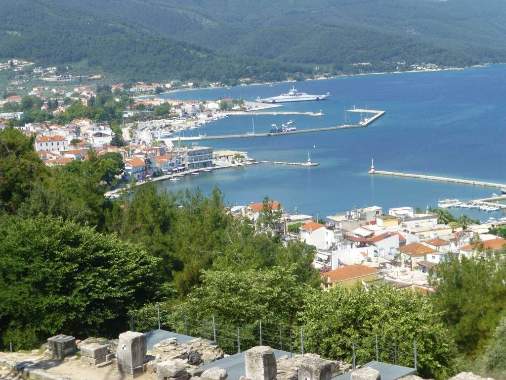 Greece, Island of Thassos, 2014 Part 1 04112